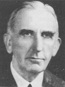 J. N. Armstrong, gradate of Nashville Bible School, son in law of James A. Harding, founder and President of many colleges like Cordell Christian College and Harding University