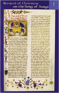 Volume 1 of 4 of Bernard's sermons on the Song of Songs
