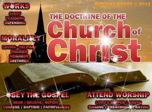 Church of Christ sect 3
