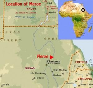 Meroe - Africa