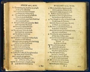 latin psalter