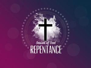 Lent Repentance image
