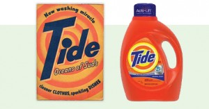 "New Tide is not ""different"" than ""old"" Tide. It is in fact the same."