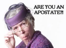 apostate