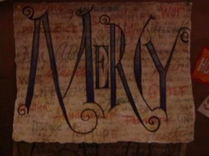 Mercified is a the distinctive identity mark of God's Church