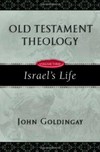 Goldingay's magisterial OT Theology concludes with a thought provoking reflection on various NT passages relating to the Hebrew Bible. One of which is Hebrews 1.1.
