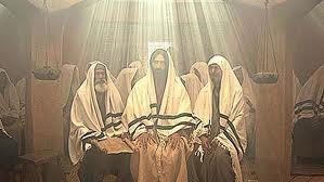 "Jesus wore a prayer shawl with ""tassels"""