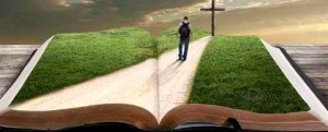 Scripture places us within a Story. We are faithful to God as we live that Story.