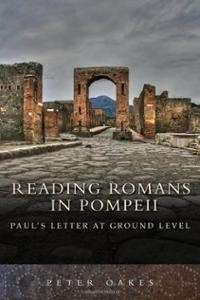 Oakes presents us with a concrete social setting for the original readers of Romans. Not all readers were the same either either. So what might a small apartment Gathering look like?